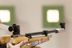 Air Rifle Woman